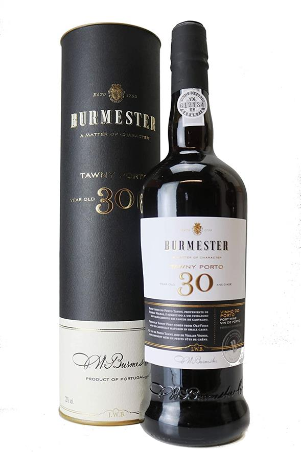 Burmester 30 years old tawny